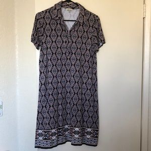 Nice dress!! Max Studio!!👗